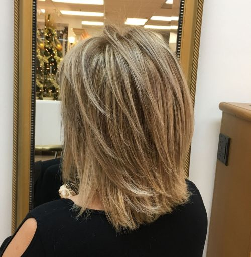 Shoulder-length Hairstyles