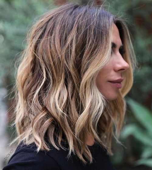 60 Fun and Flattering Medium Hairstyles for Women of All Ag