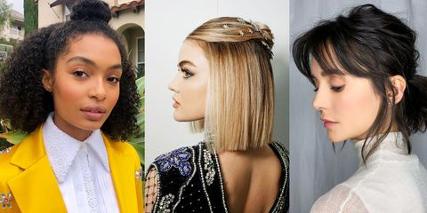 Easy Medium Hairstyles - How to Style Mid-Length and Shoulder .