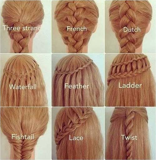 20 Easy hairstyles for long ha