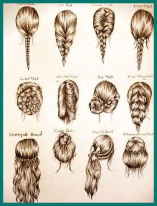 Simple Cute Hairstyles 417015 these are some Cute Easy Hairstyles .