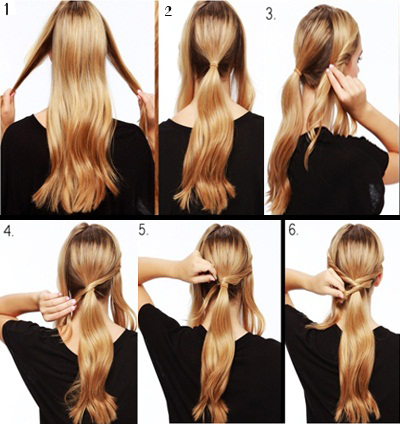 50 Simple and Easy Hairstyles for Women to Make it 5-10 Minut