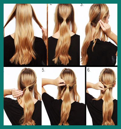 Simple Easy Hairstyles 79822 50 Simple and Easy Hairstyles for .