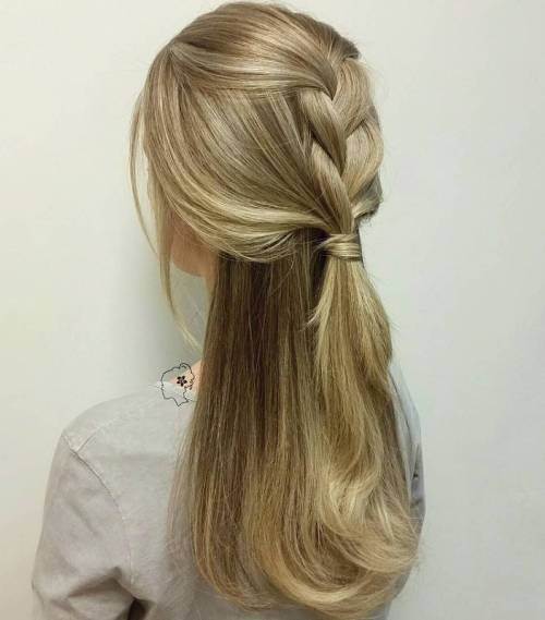 35 Fetching Hairstyles for Straight Ha