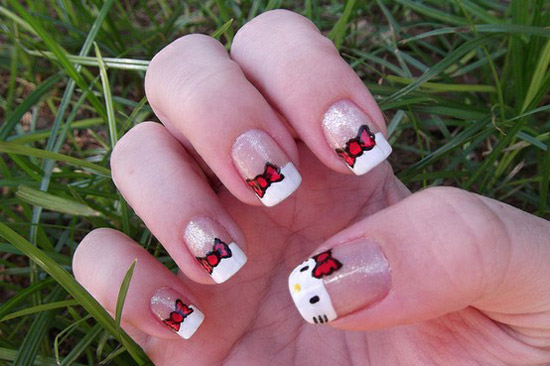 Simple Nail Art Designs For Beginners - 2015 Best Nails Design Ide