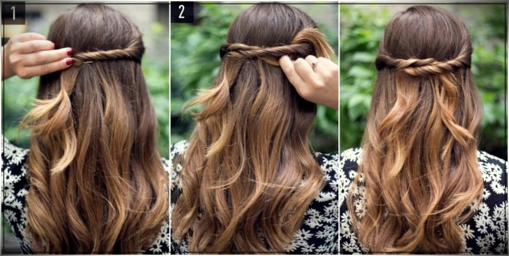 15 Simple hairstyles to go to school that will not cost you more .