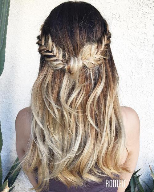 20 Easy Hairstyles for the Fabulous Girl on the