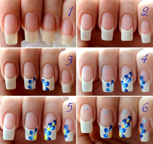 Easy Nail Art Designs 2019 Step By Step In Pakistan | FashionEv