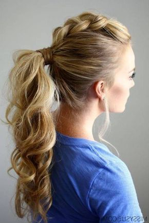 16 Hot and Classy Long French Braids that are fun to Flaunt .