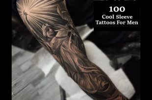 Top 100 Best Sleeve Tattoos For Men: Cool Design Ideas .