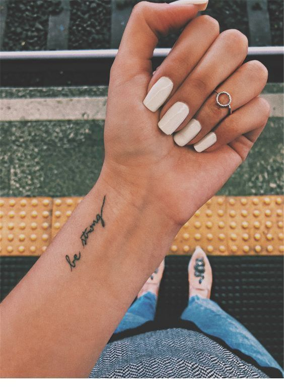 91 Small Meaningful Tattoos for Women Permanent and Temporary .