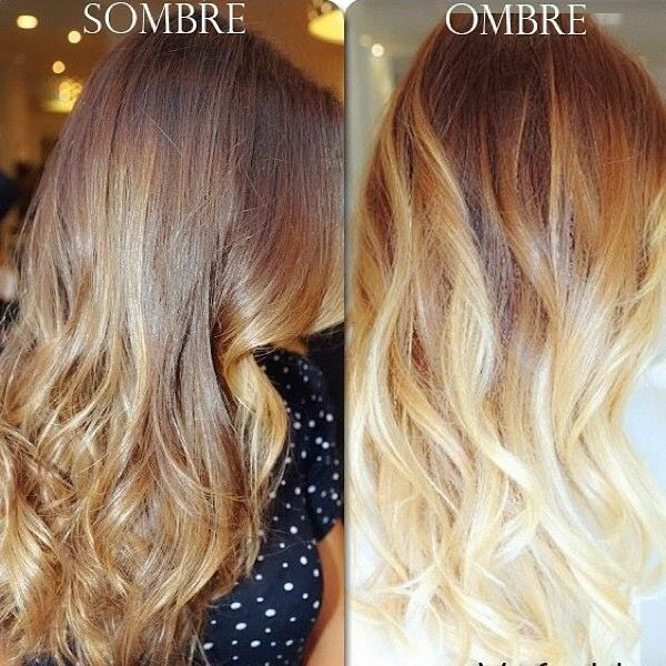 Sombre Hairstyle or Ombre Hairstyle?