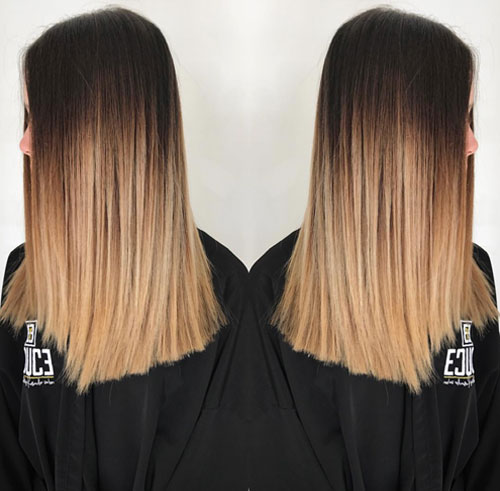 Best Ombre & Sombre Hair Stylists In Orlando - EDUCE SAL