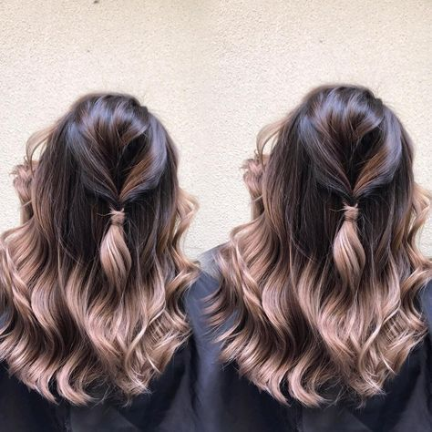 30 Popular Sombre & Ombre Hair for 2020 | Popular hair col