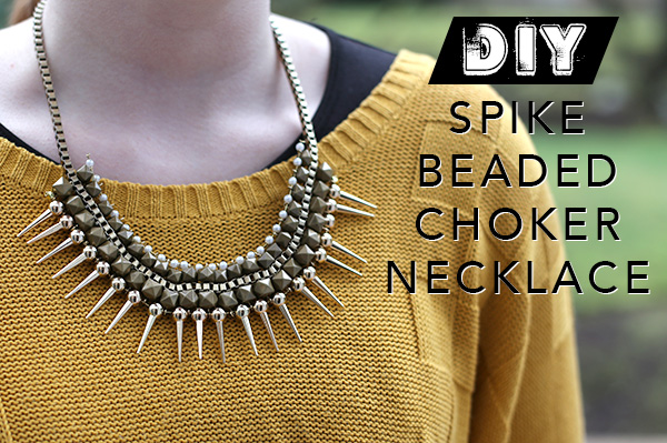 15 Sparkling DIY Crafts with Studs and Spikes - Pretty Desig