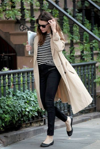Spring Outfit Ideas with Flats