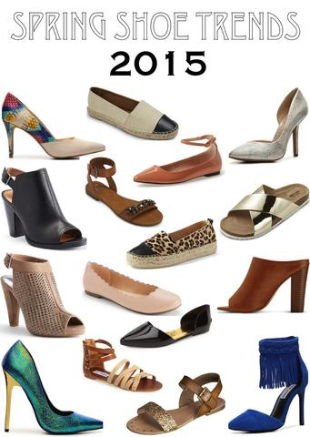2015 Spring Shoe Trends – shopmagnoli