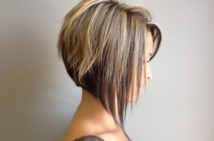 30 Stacked A-line Bob Haircuts You May Like - Pretty Desig