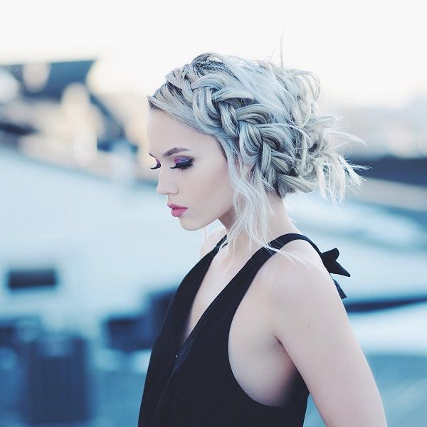 40 Adorable Braided Hairstyles You will Love | Long hair styles .