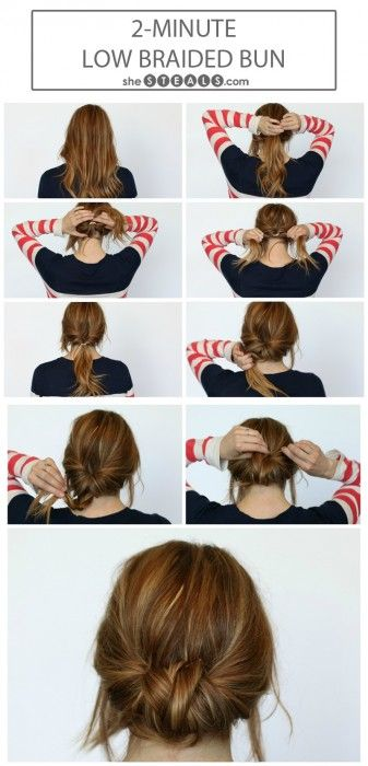 15 Simple Yet Stunning Hairstyle Tutorials for Lazy Women | Summer .