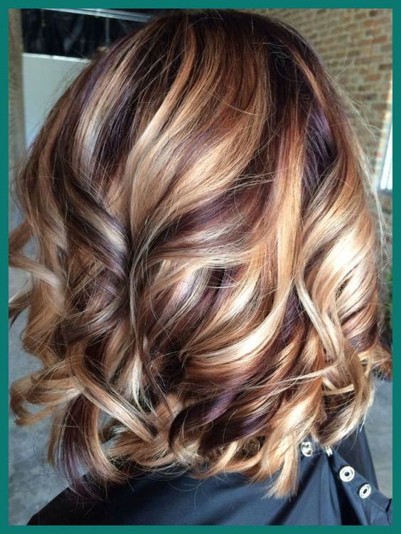 Lowlights Hair Color Ideas 22809 Pin On Stunning Hair - Tutoria