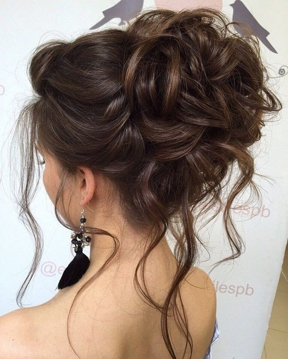 10 Beautiful Updo Hairstyles for Weddings 20