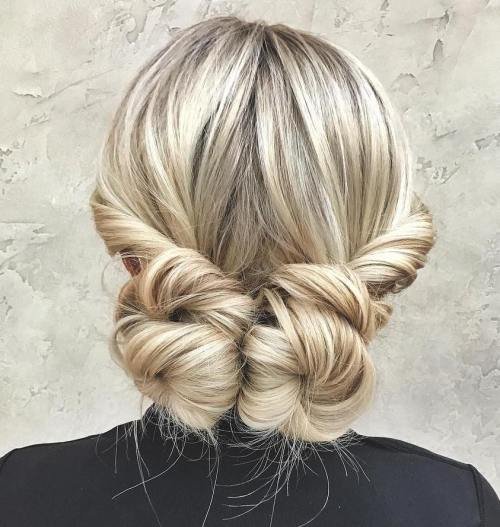 40 Updos for Long Hair – Easy and Cute Updos for 20
