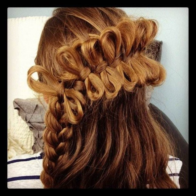13 Hair Tutorials for Bow Hairstyles - Pretty Desig
