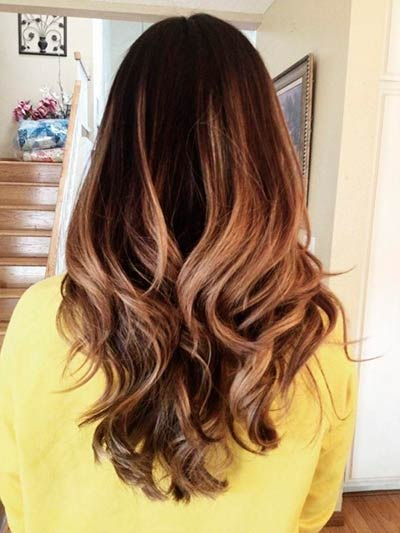 New Stylish Ombre Hair Highlights to Try – BeautyFri