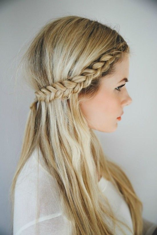 Hair Brained: 7 Awesome Hair Tutorials to Get You Through the .