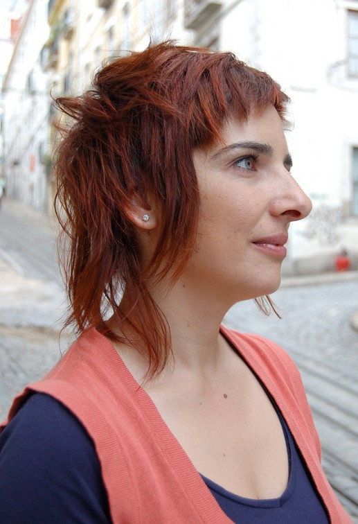 Trendy Stylish Shaggy Surprise - Long/Short Haircut - Hairstyles .