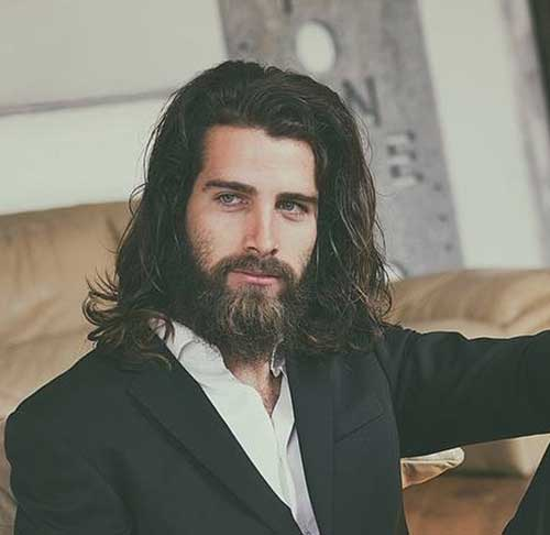15 Stylish Men with Long Hairstyles | The Best Mens Hairstyles .