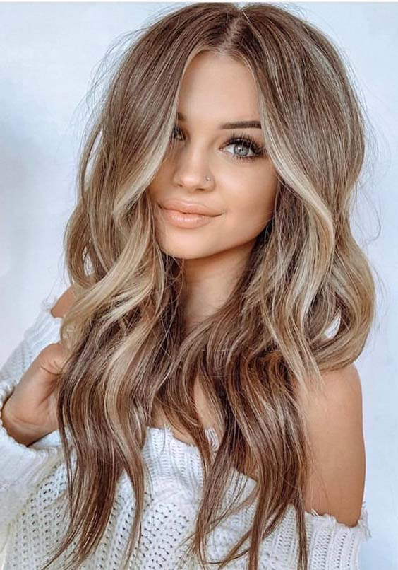 34 Most Amazing Balayage Long Hairstyles for Women 2019 | Absurd .