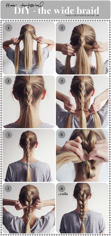 15 Stylish Mermaid Hairstyles to Pair Your Looks | Peinados .