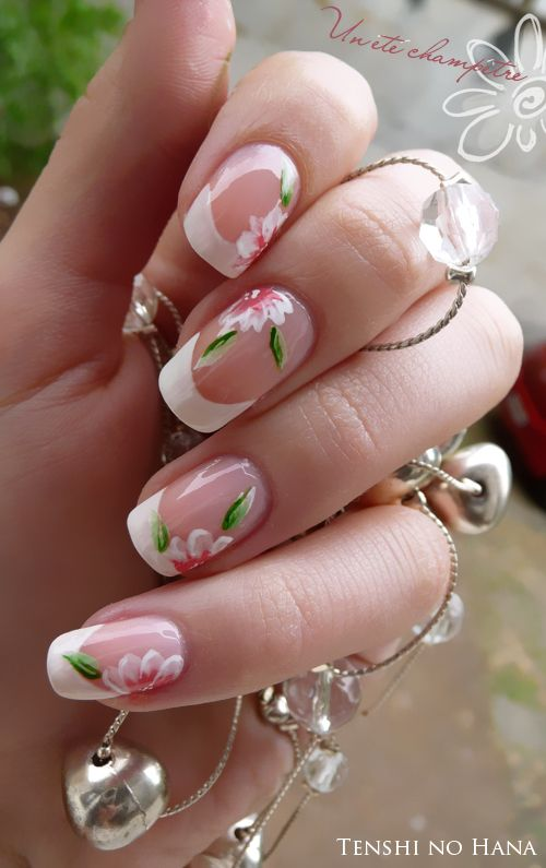 Stylish Nails to Pair Your Black and White Outfit | Stylish nails .