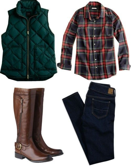 Stylish Plaid Clothing Trends for   Fall/Winter