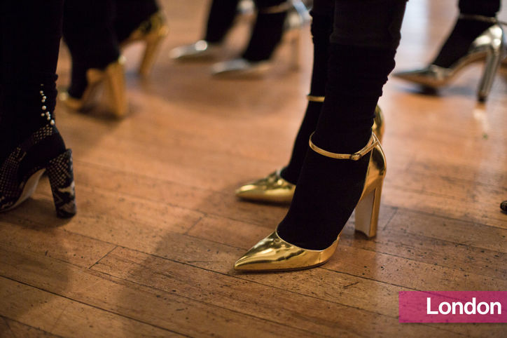 Stylish Shoe Trends from New York Fashion   Week