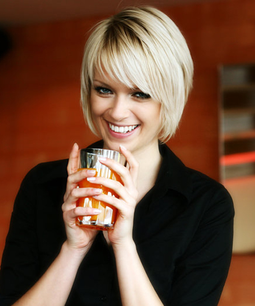 Short Hairstyles with Bangs Exceptionally Beautiful Short Haircuts .