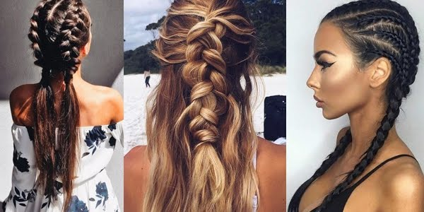 Awesome Summer Braids! - The HairCut W