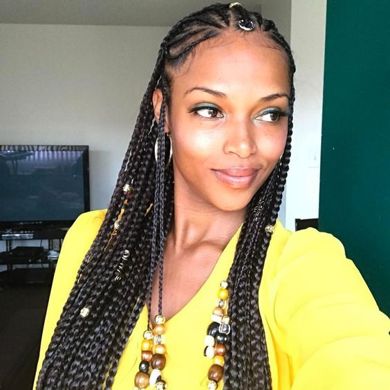 The Top 10 Summer Braid Hairstyles for Black Women | Braids for .