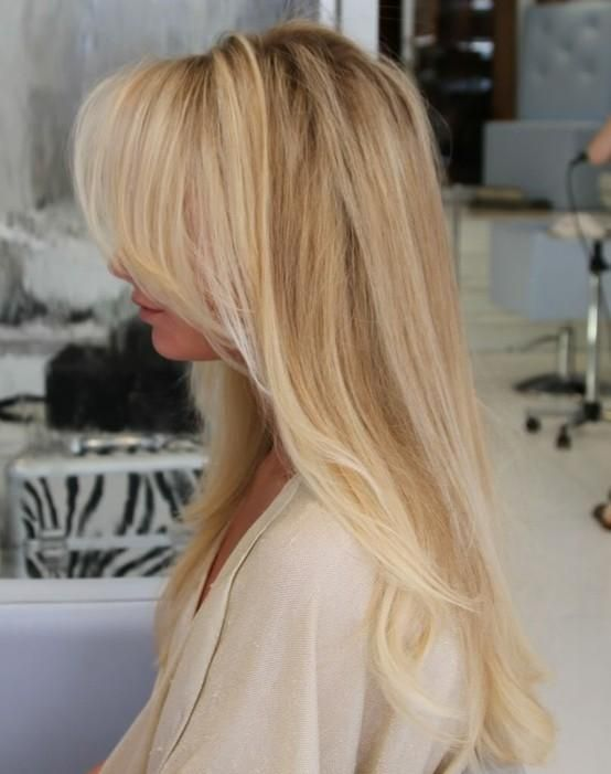 Summer Hair Color to Try: Blonde | Hair styles, Long blonde hair .