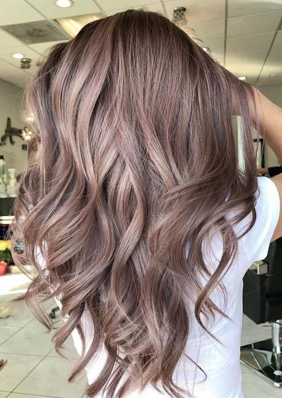 34 Flawless Summer Hair Color Trends for Women 2018 | Идеи для .