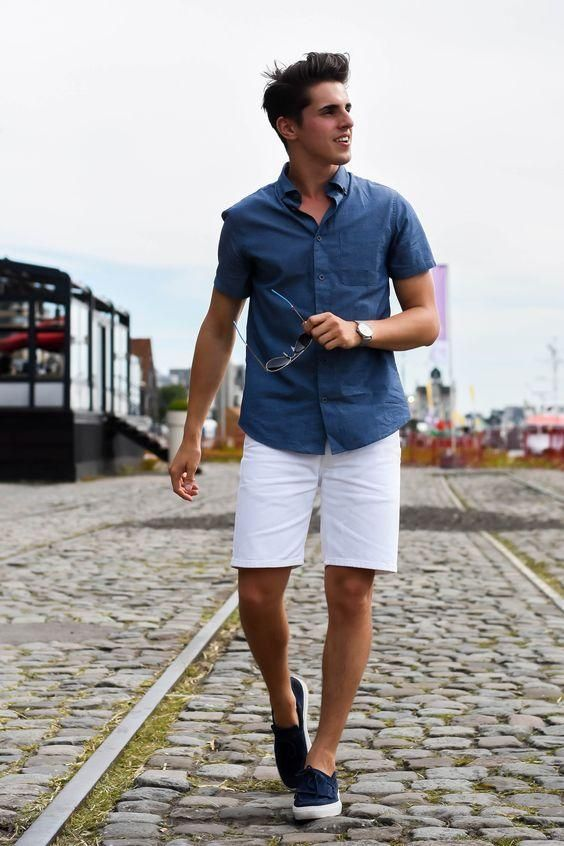 Men's Fashion - Summer Outfit Ideas For Men (17 Looks) – PS1983 .