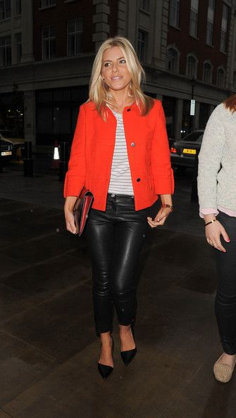 Mollie King Pumps | Mollie king, Bright jacket, Fashi