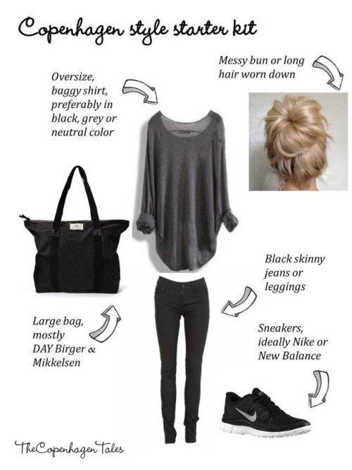 Here's how to look super ~chic~ and ~European~. | Fashion, Style .