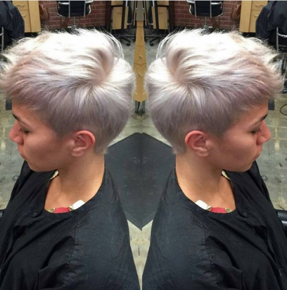 Super Cool Shaggy Haircuts for Girls
