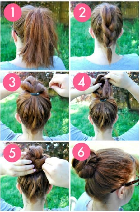 Super Easy Hairstyles For Super Busy Mornin