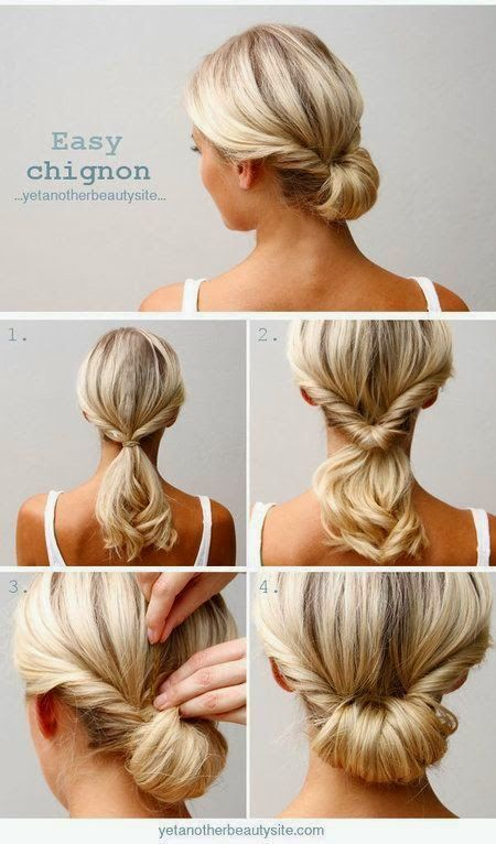 Top 10 Super Easy 5-Minute Hairstyles For Busy Ladies | Hair .