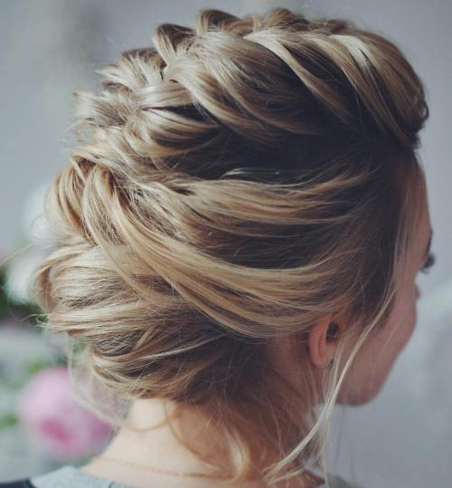 50 Hottest Prom Hairstyles for Short Ha