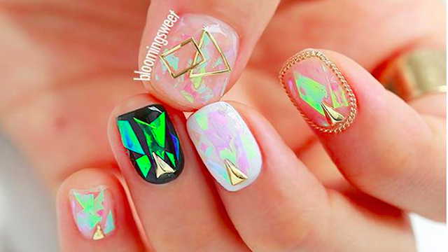 Blooming Sweet nail art concept goes global - Inside Retail As